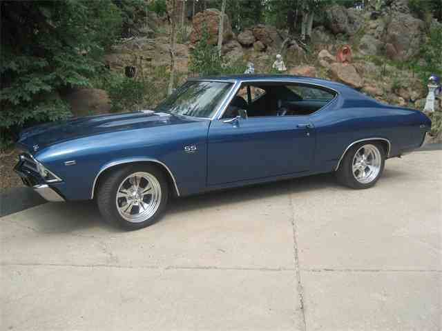 Picture of '69 Chevelle SS - NNJG