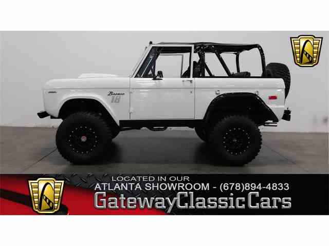 Picture of '74 Bronco - NKSK