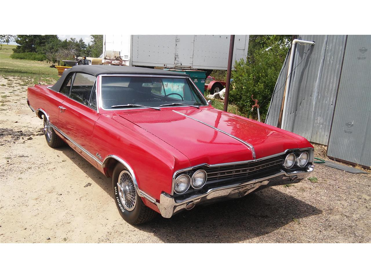 Large Picture of '65 Cutlass - NNJK