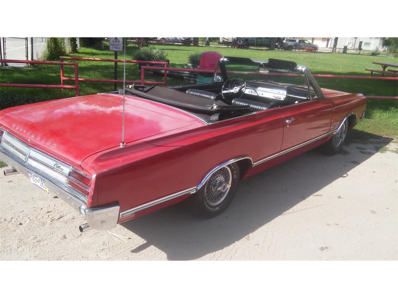 Large Picture of Classic '65 Cutlass located in Colorado Offered by a Private Seller - NNJK