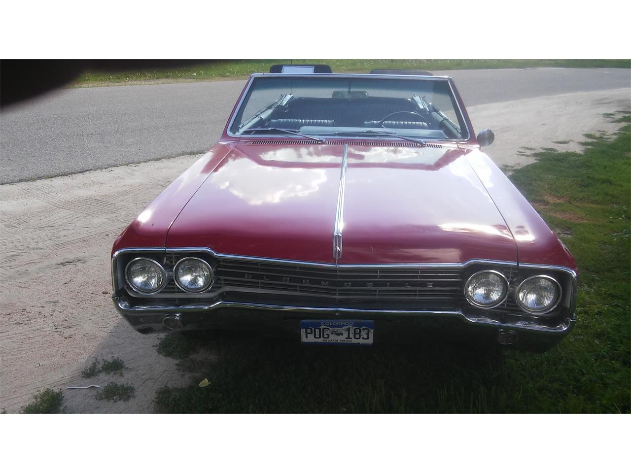 Large Picture of Classic '65 Cutlass located in Colorado - $16,500.00 Offered by a Private Seller - NNJK