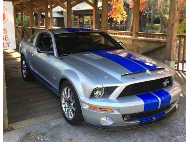 Picture of 2009 Shelby GT500 located in Landrum South Carolina - $55,900.00 Offered by a Private Seller - NNJM