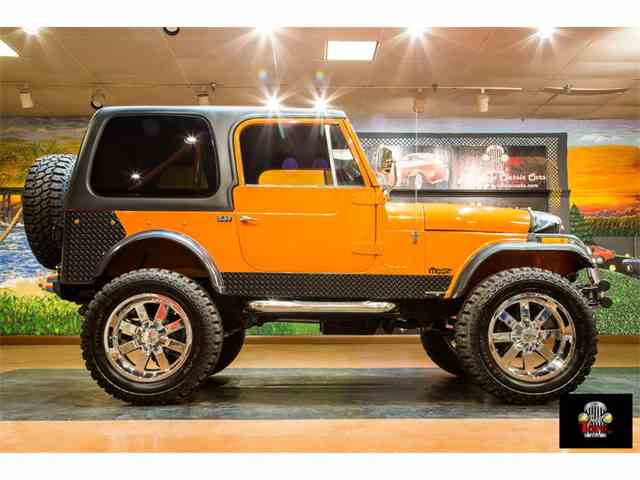 Picture of '78 CJ - $32,995.00 - NNK4