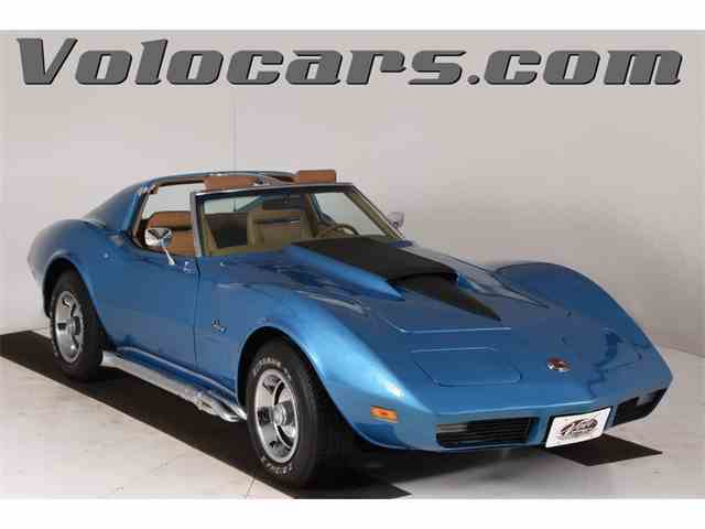 Picture of '74 Chevrolet Corvette located in Volo Illinois - $29,998.00 - NNKQ