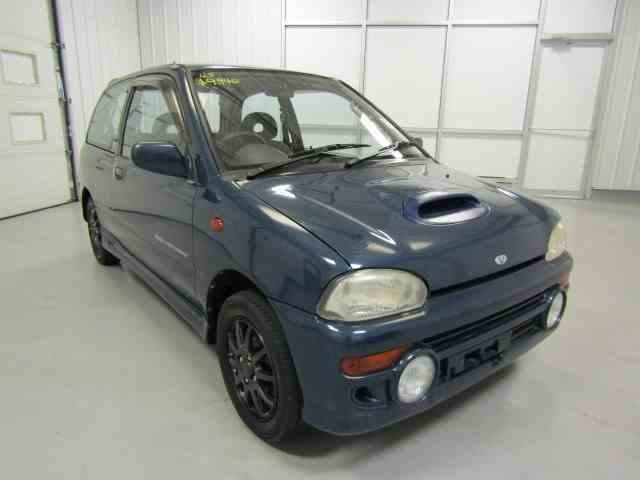 Picture of '92 Subaru Vivio Offered by  - NNKT