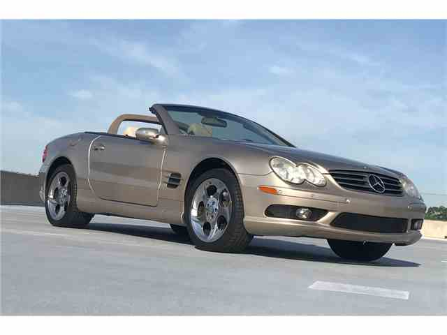 Picture of 2004 Mercedes-Benz SL500 Auction Vehicle - NNKU