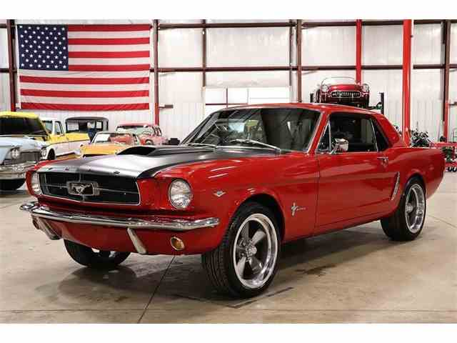 Picture of 1965 Ford Mustang Offered by  - NNKW