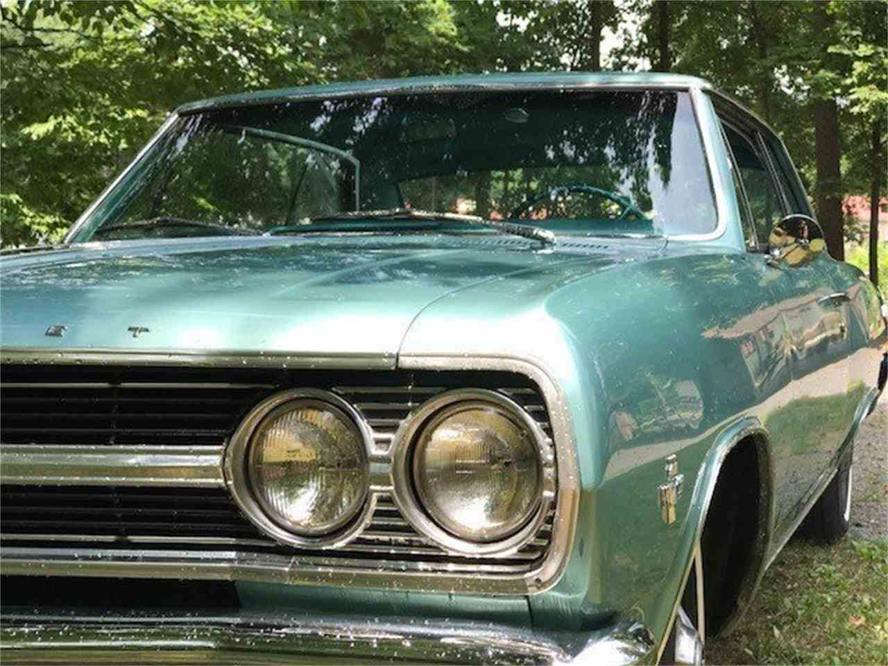Large Picture of '65 Chevelle - NNKX