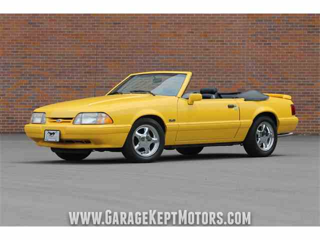Picture of '93 Mustang - NNL0