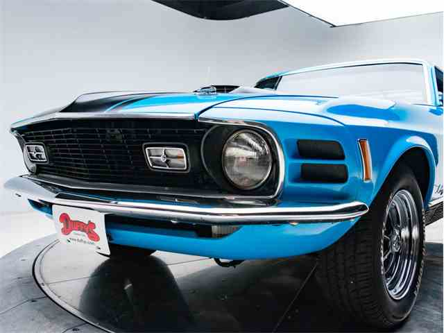 Picture of 1970 Ford Mustang located in Cedar Rapids Iowa - NNL6