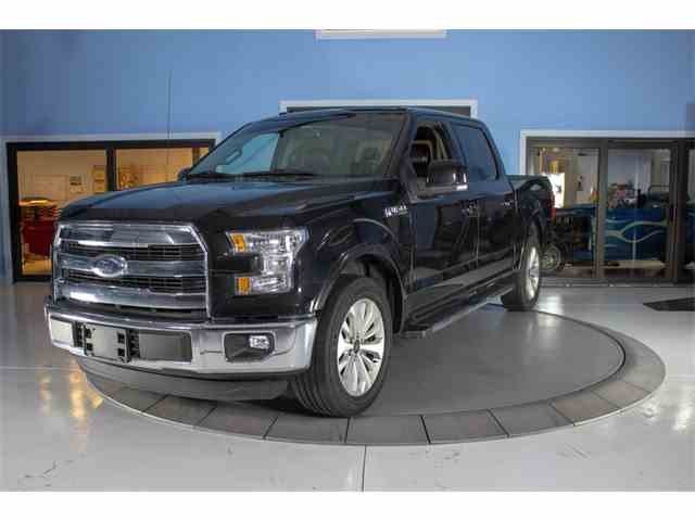 Picture of '15 F150 located in Palmetto Florida - NNL8