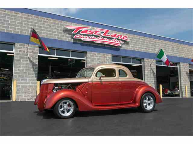 Picture of '36 Ford 5-Window Coupe located in St. Charles Missouri - $37,995.00 - NNL9
