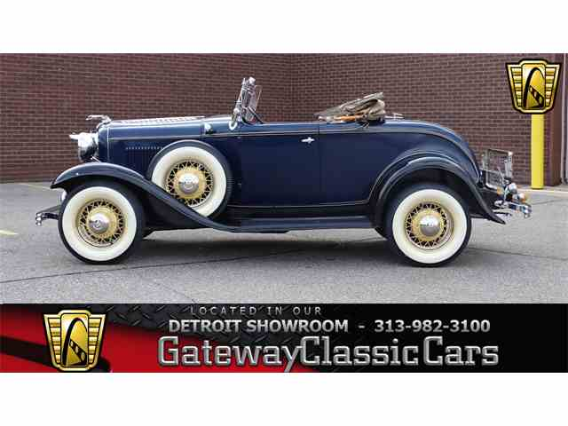 Picture of 1932 Model 18 located in Dearborn Michigan - $42,995.00 Offered by  - NNLA