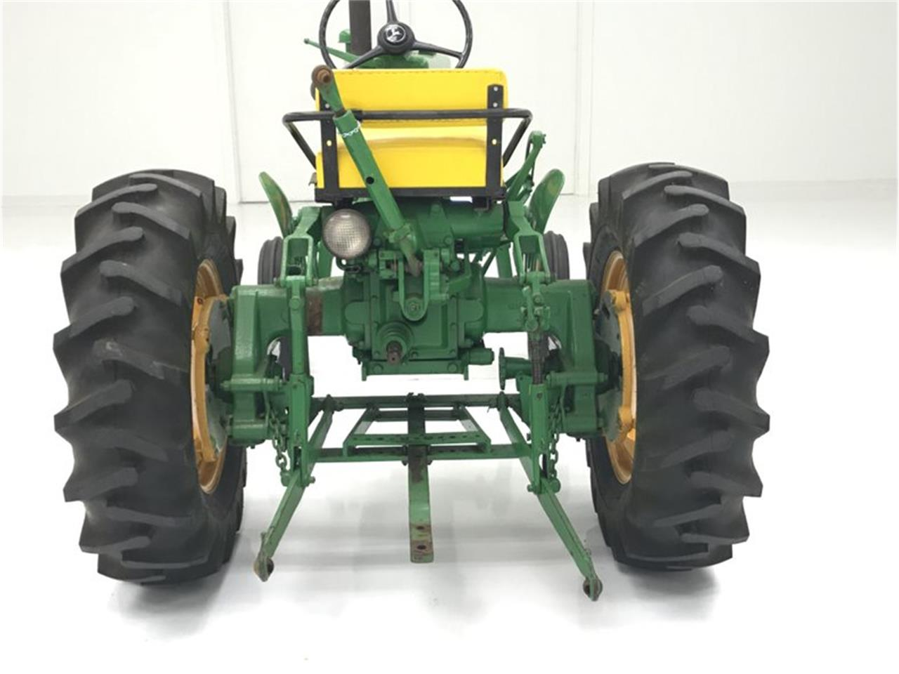 Large Picture of '58 Tractor - NNLB