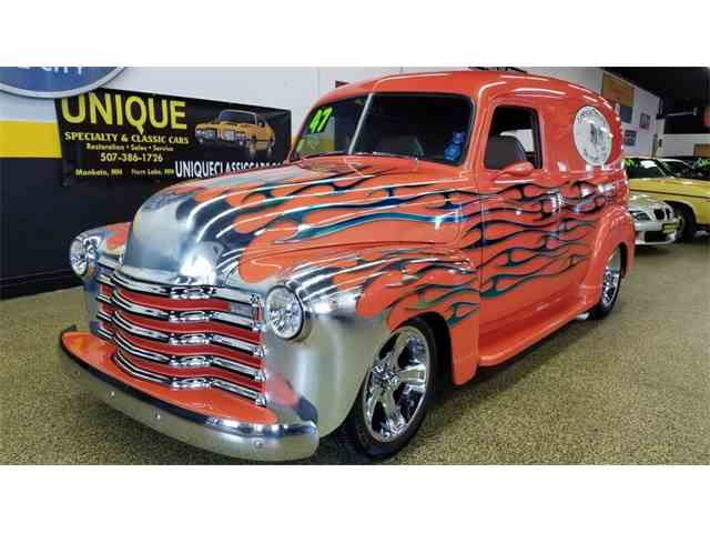 Picture of Classic '47 Chevrolet Panel Truck located in Minnesota - NNLC