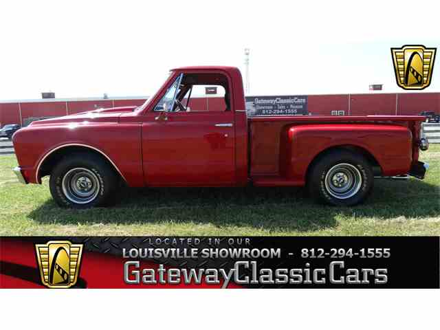 Picture of Classic 1967 Chevrolet C10 located in Indiana - NNLF