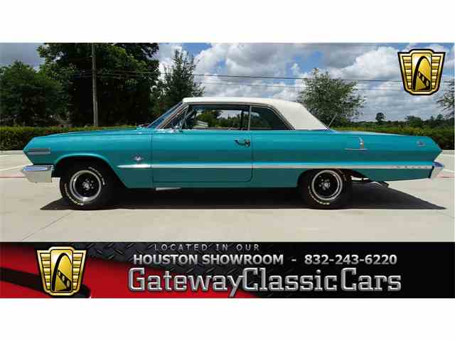 Picture of Classic '63 Chevrolet Impala - $29,995.00 - NNLI