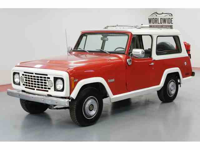 Picture of Classic 1972 Jeep Commando located in Denver  Colorado Offered by  - NNLS
