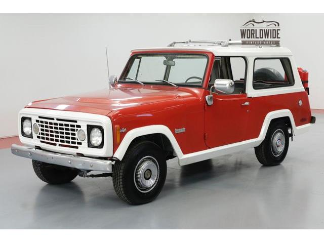Picture of Classic '72 Jeep Commando located in Denver  Colorado Offered by  - NNLS