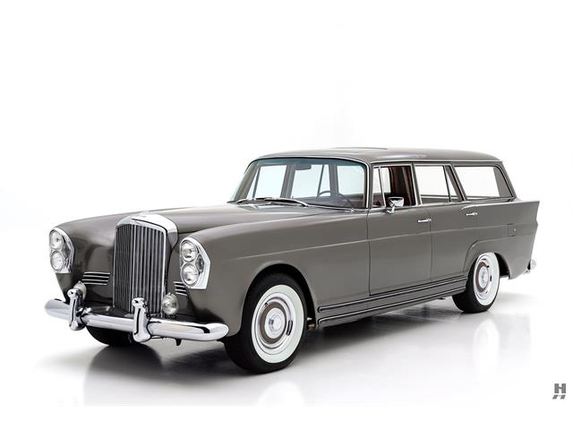 1960 Bentley S2 Wendler