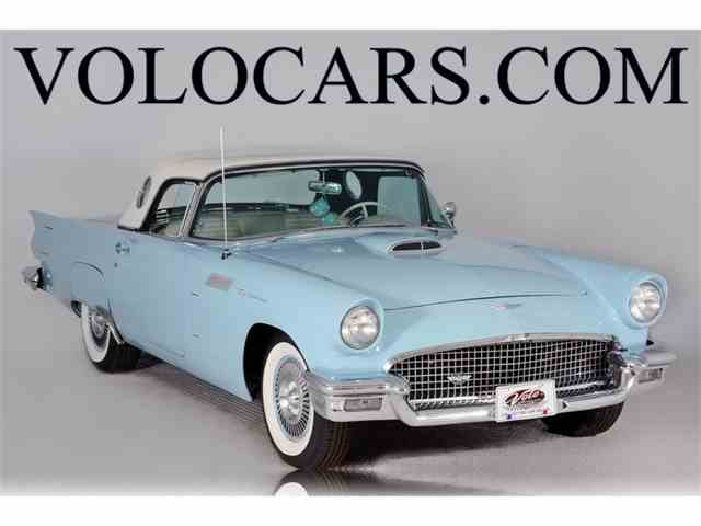 Picture of Classic 1957 Ford Thunderbird - $39,998.00 Offered by  - NNLX