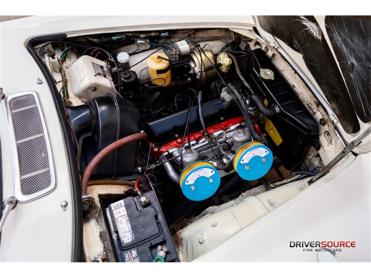 Large Picture of Classic '64 Volvo P1800E located in Texas - $49,250.00 Offered by Driversource - NNM3
