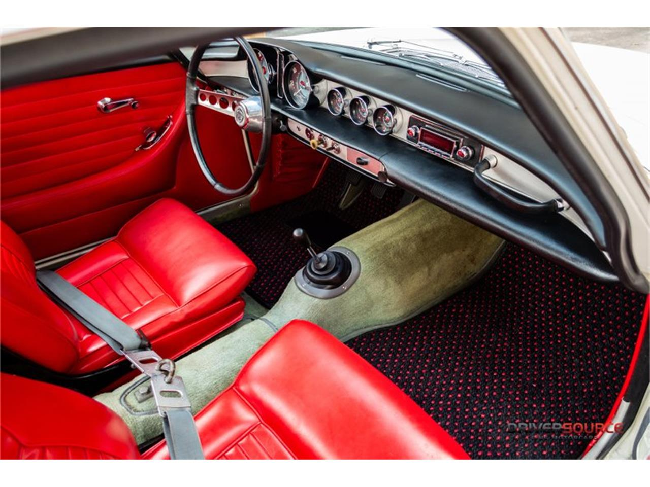 Large Picture of Classic 1964 Volvo P1800E located in Houston Texas Offered by Driversource - NNM3