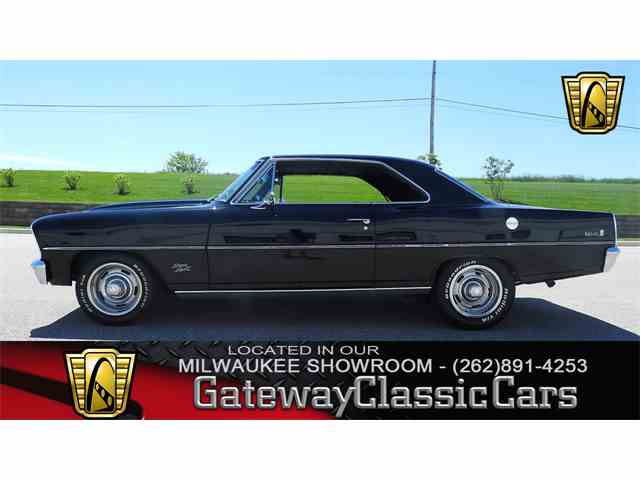 Picture of Classic 1966 Nova located in Kenosha Wisconsin - $59,000.00 - NKSL