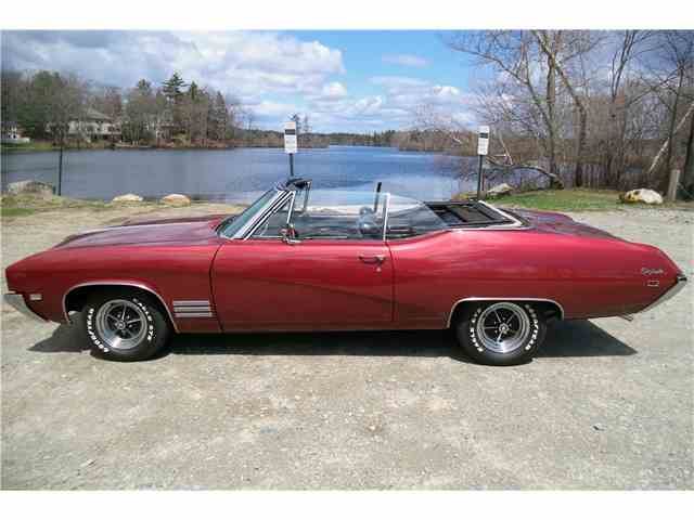 Picture of Classic '68 Buick Skylark Auction Vehicle - NL1U