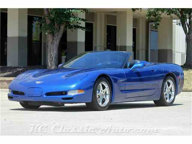 Picture of '03 Chevrolet Corvette located in Lenexa Kansas - $18,900.00 Offered by  - NNMD