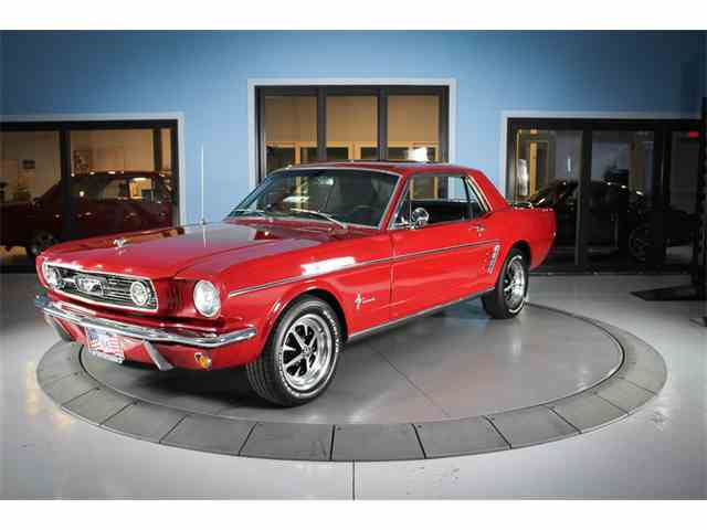 Picture of '66 Mustang - NNMF