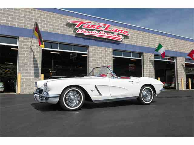 Picture of Classic 1962 Corvette located in St. Charles Missouri Offered by  - NNMJ