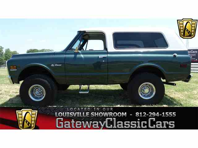 Picture of Classic 1972 Chevrolet Blazer located in Indiana - $42,995.00 Offered by  - NNMO