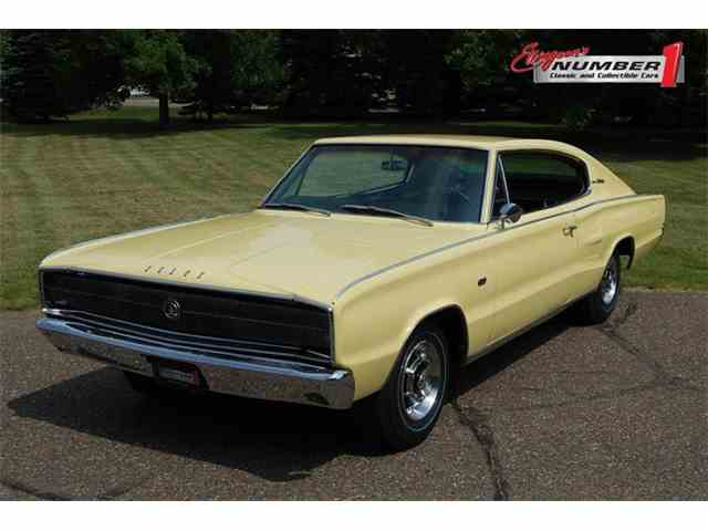 Picture of Classic '66 Dodge Charger located in Rogers Minnesota - NNMP