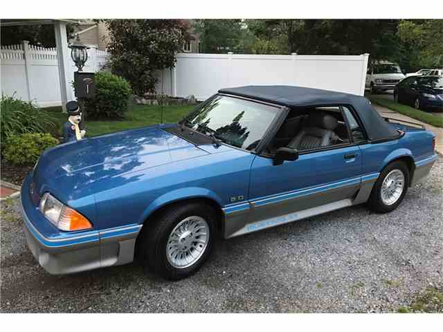 Picture of '89 Mustang GT - NL1W