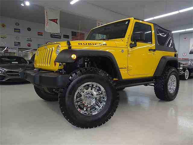 Picture of '11 Rubicon located in Bettendorf Iowa - $34,900.00 Offered by  - NNMY