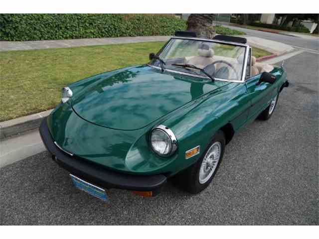 Picture of 1978 Alfa Romeo Spider Veloce located in Santa Monica California - $18,500.00 Offered by  - NNMZ