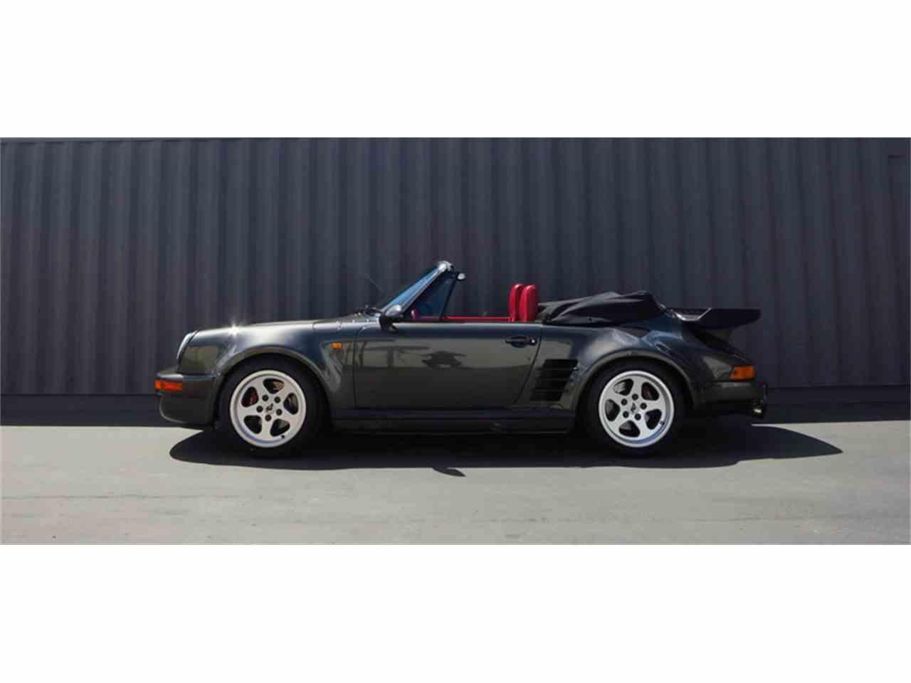 1989 Porsche 930 For Sale Classiccars Cc 1103730