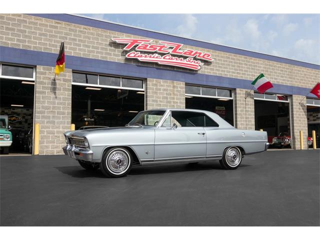 Picture of Classic '66 Chevrolet Nova located in St. Charles Missouri Offered by  - NNN7