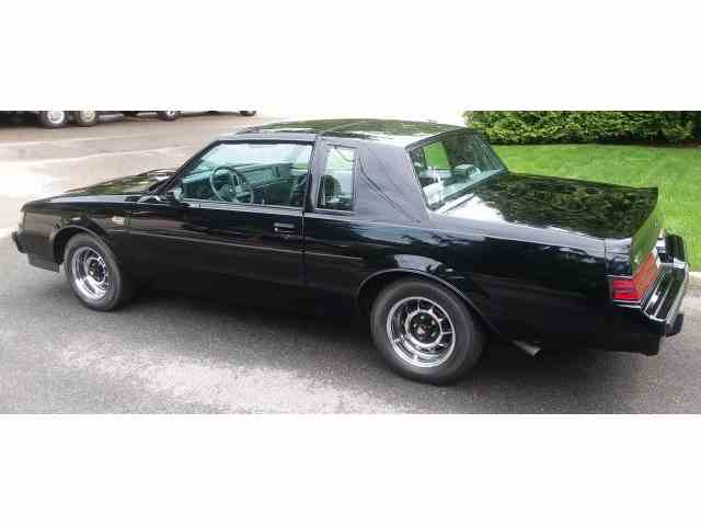 Picture of '87 Buick Grand National located in Hanover Massachusetts Auction Vehicle Offered by  - NNNA