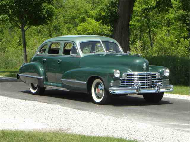 Picture of Classic 1942 Cadillac Series 63 located in Volo Illinois - $26,998.00 - NNNB