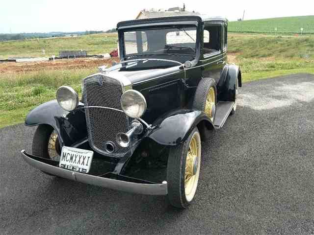 Picture of '32 5-Window Coupe - NNNI