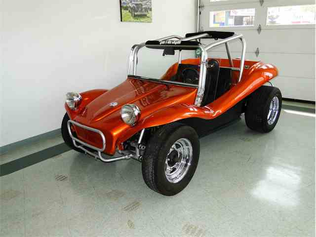 Picture of Classic '72 Volkswagen Dune Buggy Offered by  - NNNK