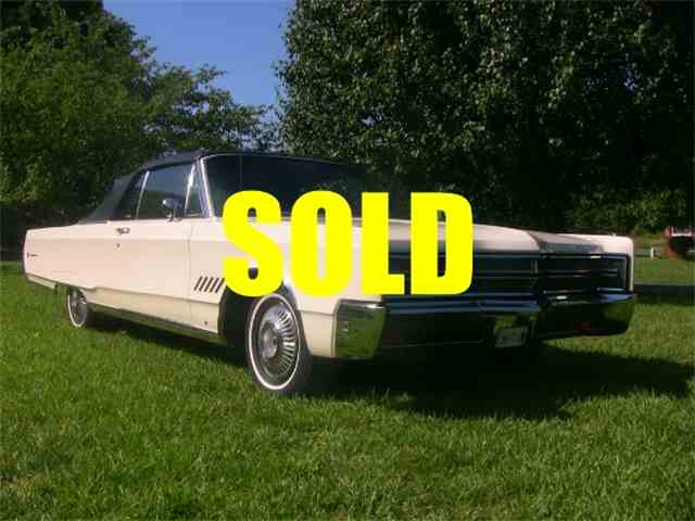 Picture of 1968 Chrysler 300 located in Cornelius North Carolina Offered by  - NNNN