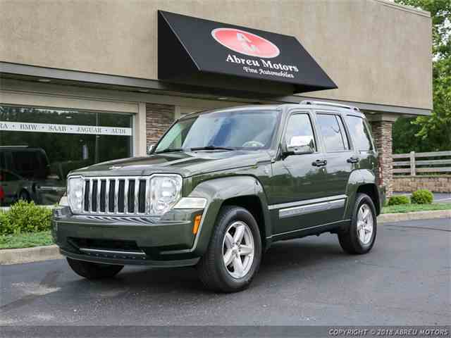 Picture of 2008 Jeep Liberty located in Indiana - NNNO