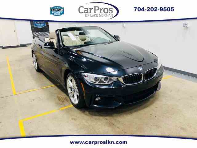 Picture of 2015 BMW 4 Series located in Mooresville North Carolina Offered by  - NNNQ