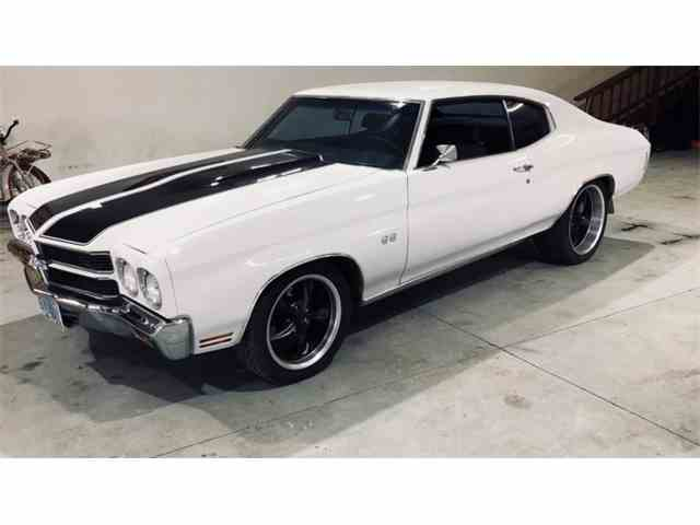 Picture of Classic 1970 Chevelle located in Nevada Offered by  - NNNV