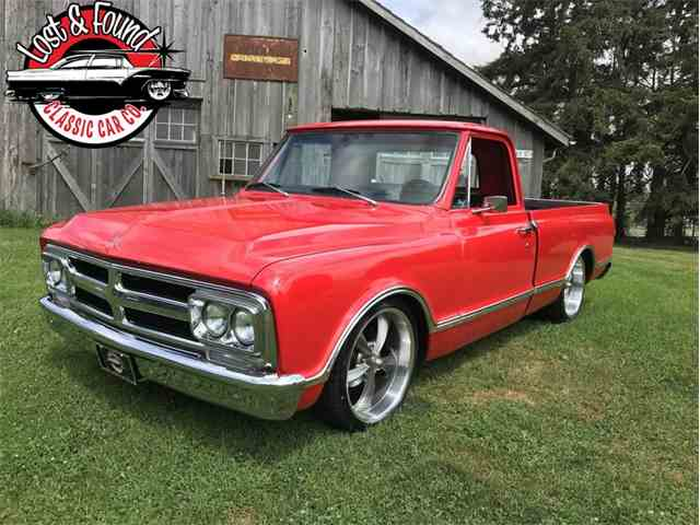 Picture of '67 C10 - NNNX