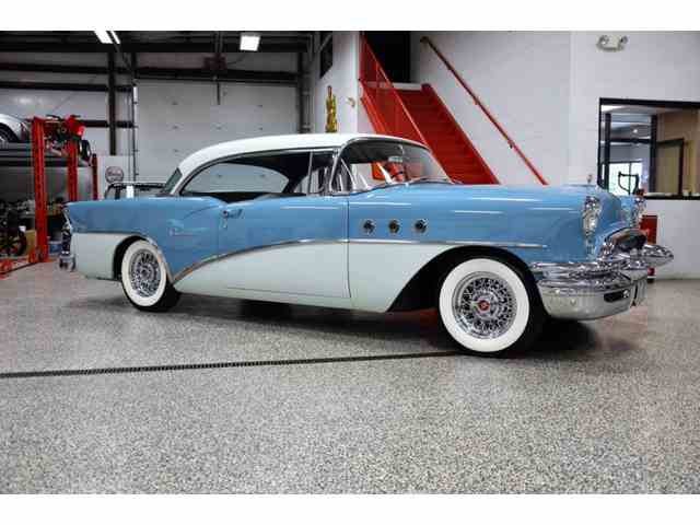Picture of Classic 1955 Buick Special Riviera located in Plainfield Illinois Auction Vehicle - NNNZ