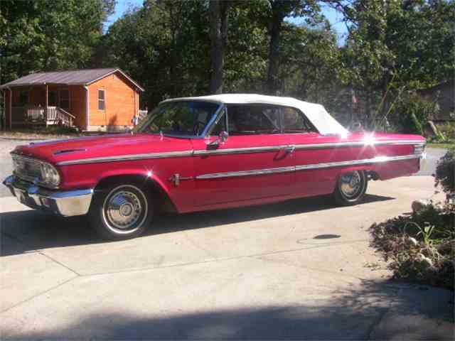 Picture of '63 Galaxie located in North Carolina - $27,500.00 Offered by  - NNO2